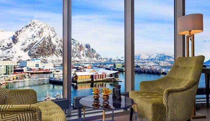 10 Norway Hotels Amid The Fjords Snow And Northern Lights