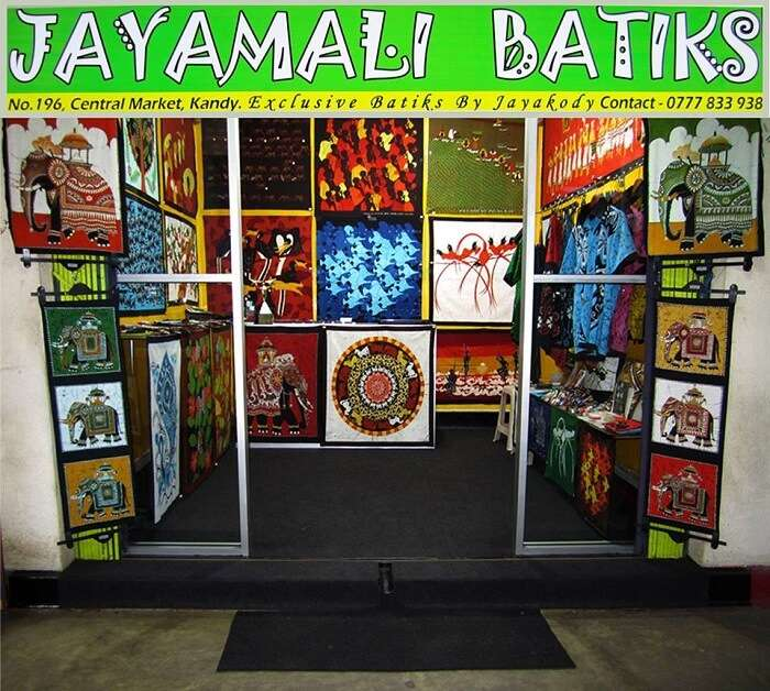 Jayamali Batik Studios
