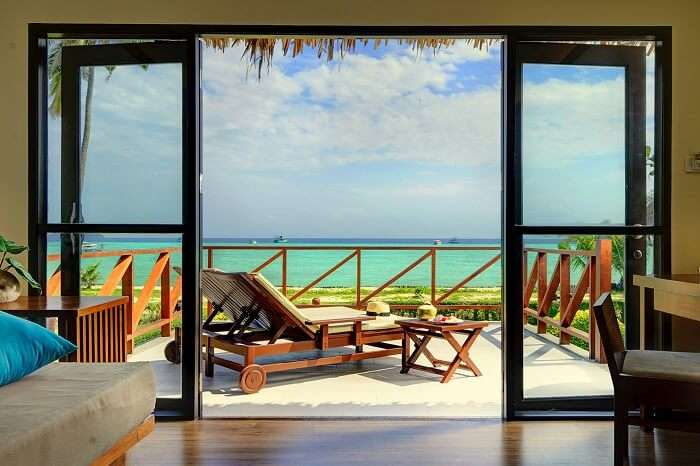 phi phi island beach resort image cover