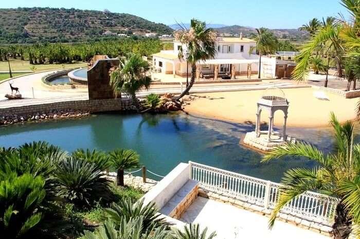 luxury villa in portugal