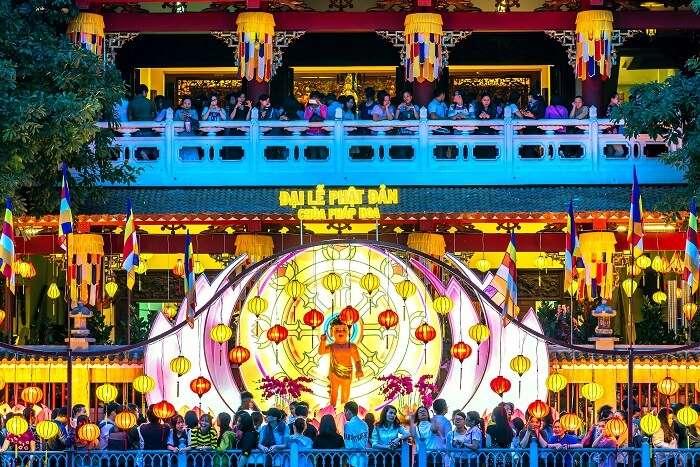 Buddha's Birthday Vietnam
