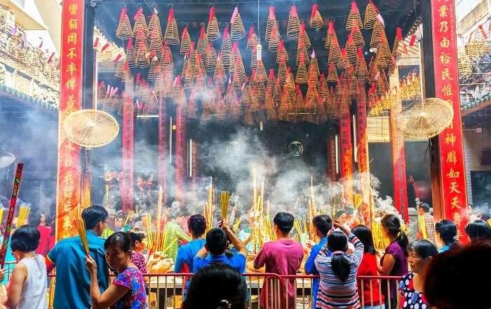 Perfume Pagoda Festival
