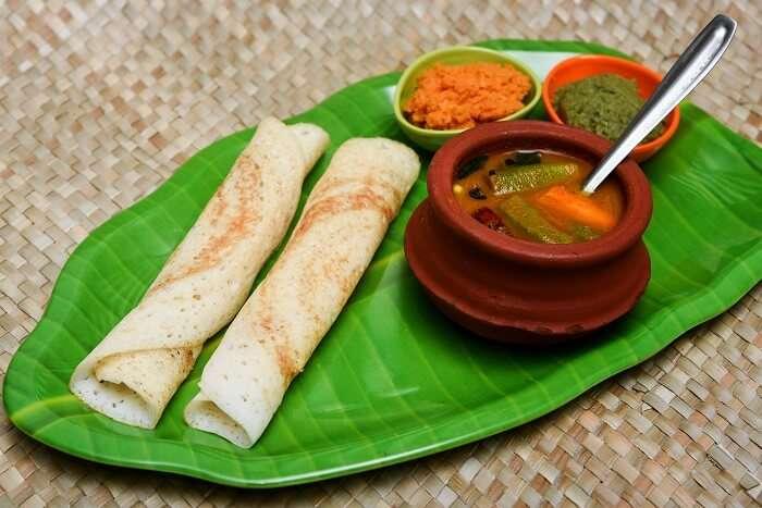 Balaji Dosai Kandy
