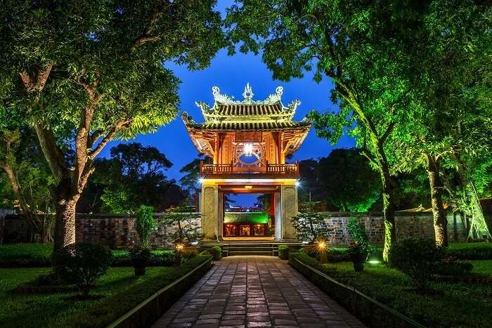 Beautiful Vietnam Temples