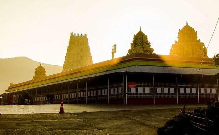 tirupati temple south india