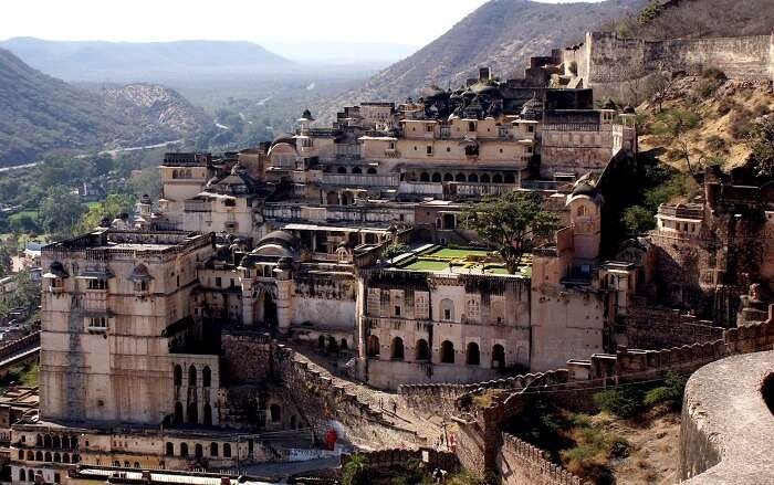 One of the best forts in Bundi