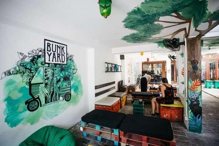 Vibrant Hostels in Sri Lanka