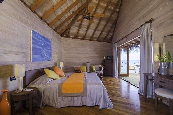 2-Bedroom Overwater Suite