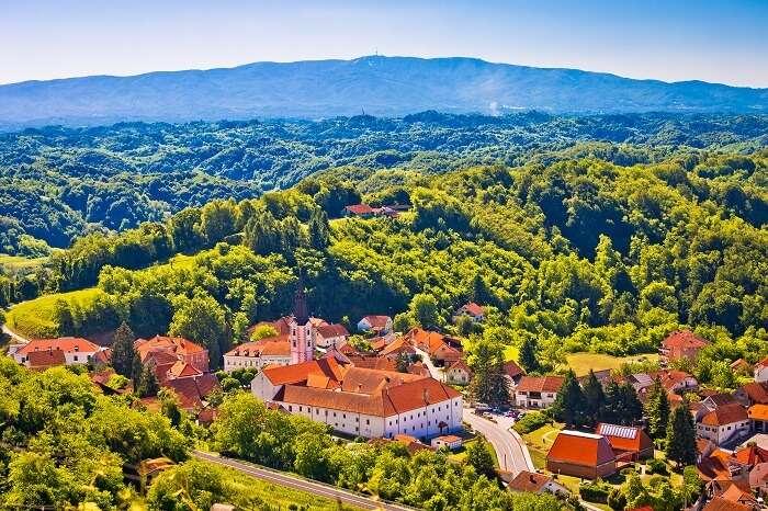 Medvednica Croatia