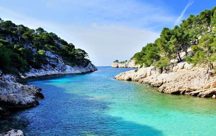 beaches close to Marseille