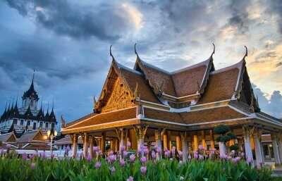 Enchanting Temples In Bangkok