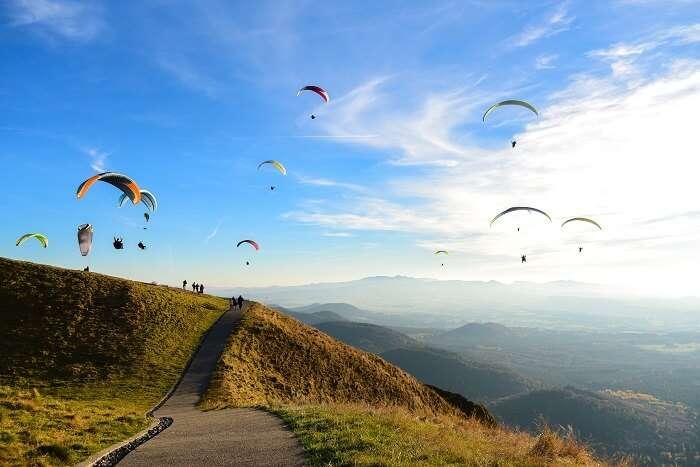 Adventurous Auvergne