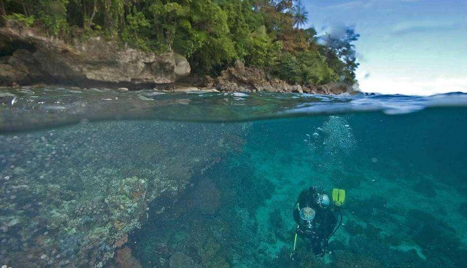 The gorgeous Banda Island