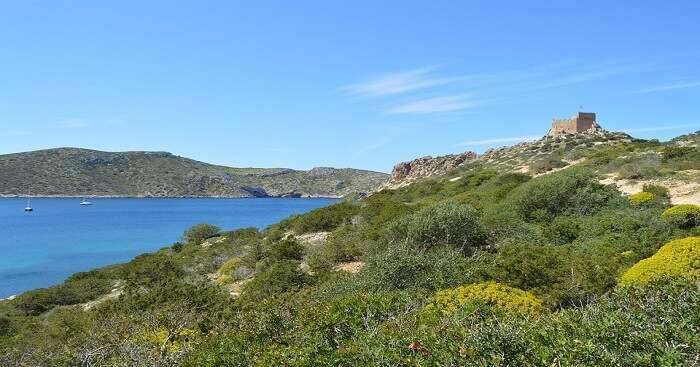 Cabrera Archipelago National Park