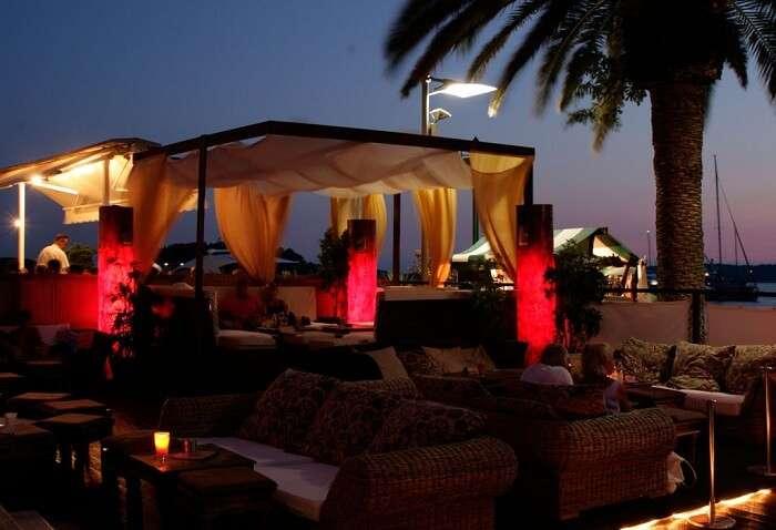 best spots for Hvar Croatia nightlife.