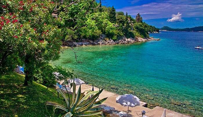 one of Croatia's foremost and most pristine beaches