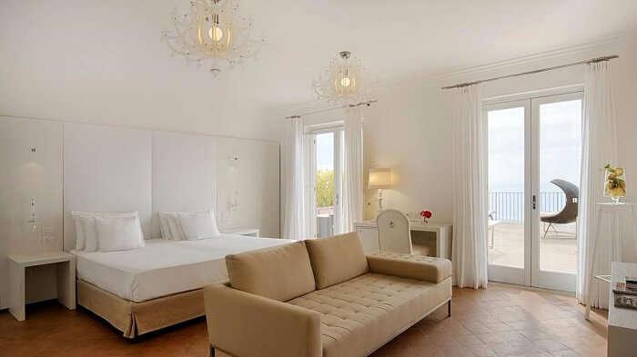room in grand hotel