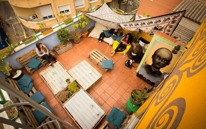 Hostel One Sants in Spain