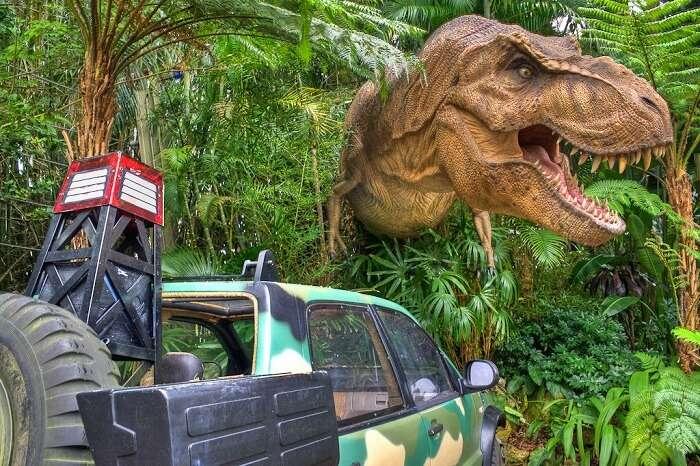 Jurassic Park bangkok