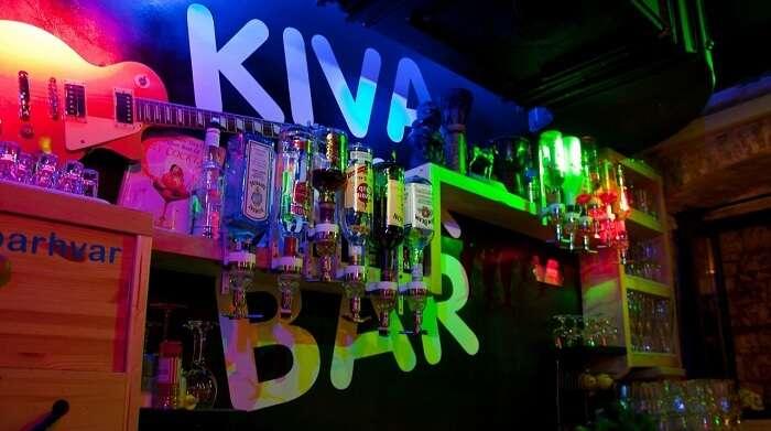 rock bar of croatia