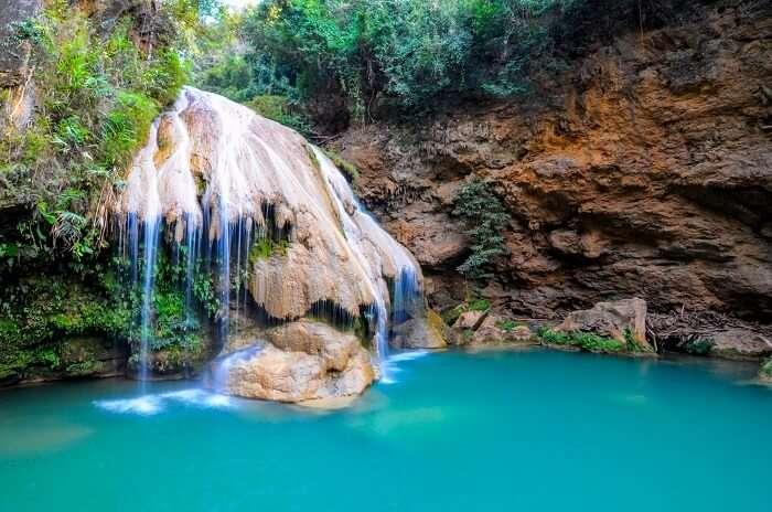 Koh Luang Waterfall