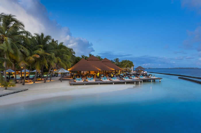 Kurumba Maldives resort in Male