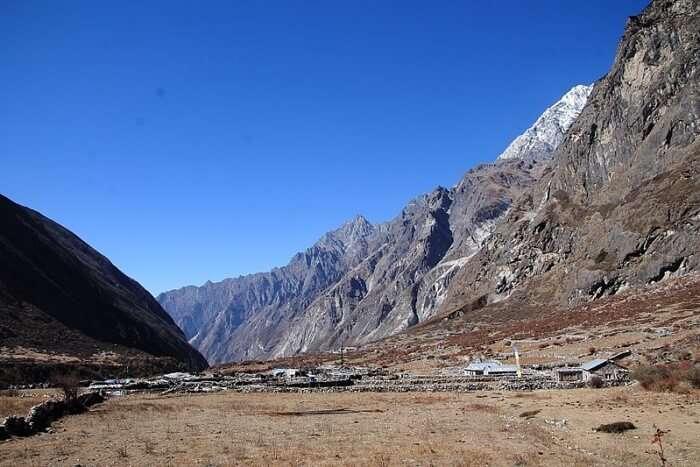 Langtang National Park In Nepal