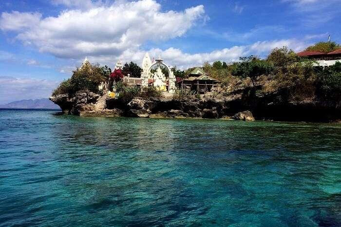 Menjangan Island