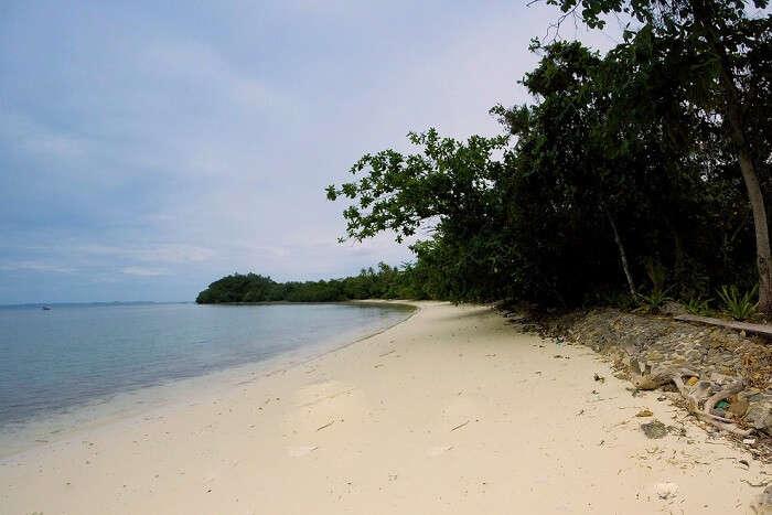 Pahawang Beach