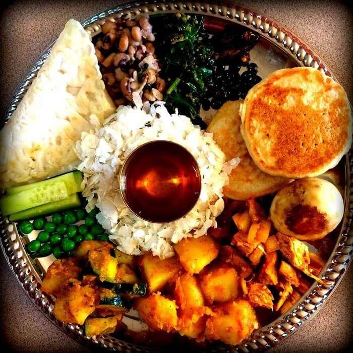 traditional nepali dish