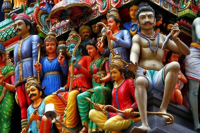 Sri Senpaga Vinayagar Temple in Singapore