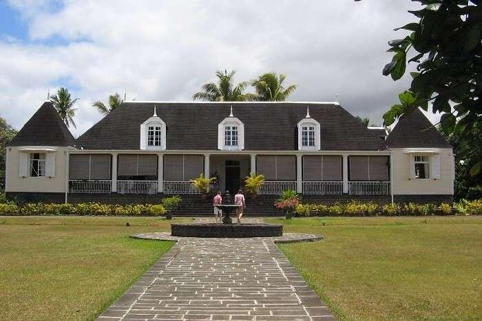 St. Aubin House
