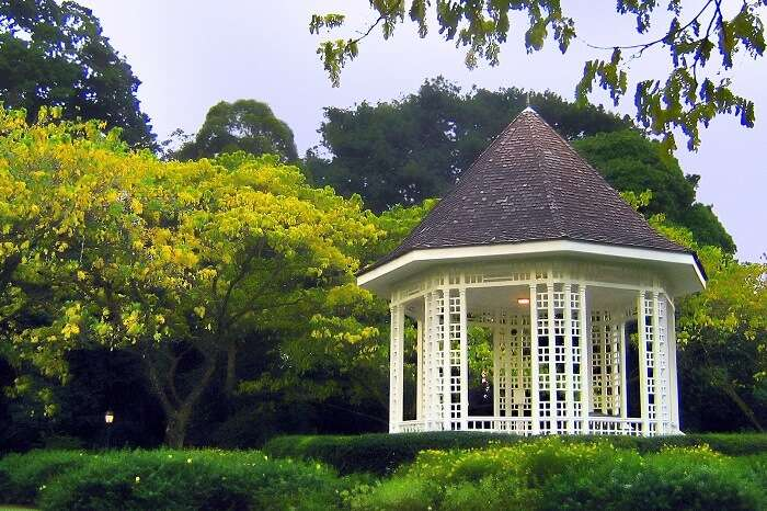 The Gardens hold a special place in the history of Singapore