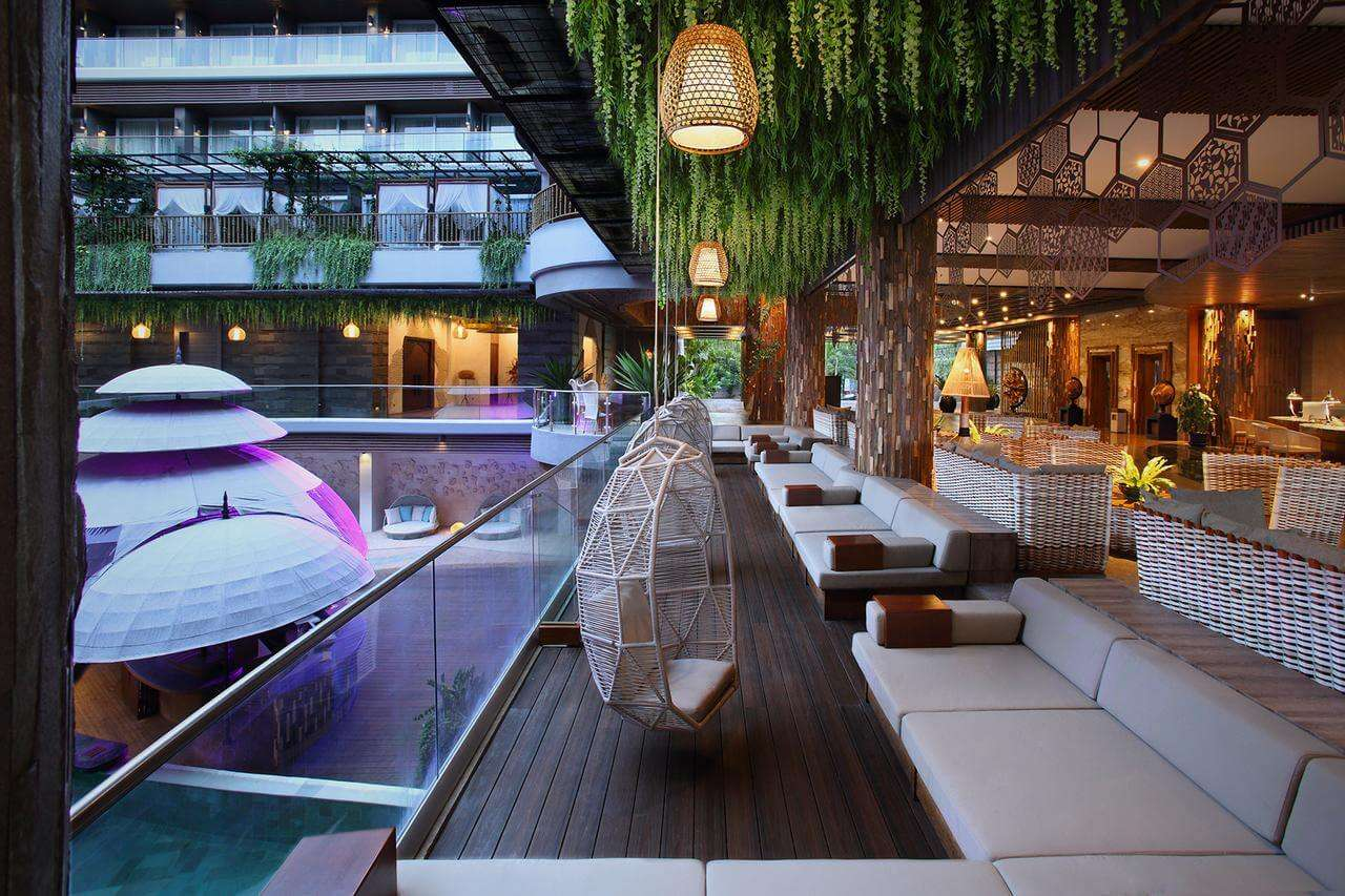 The crystal bay luxury resort