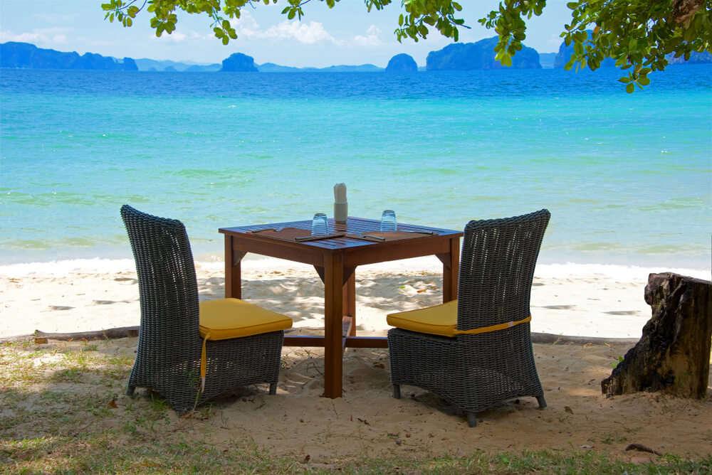 beach has a world class resorts