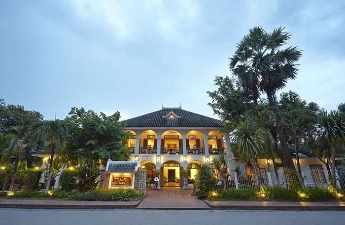 modern resort to stay