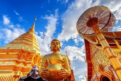 Wat Phra That Doi Suthep Cover