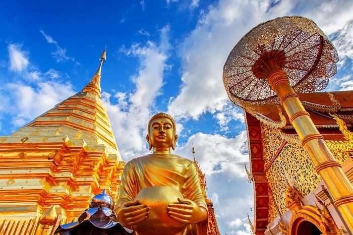 Wat Phra That Doi Suthep Cover