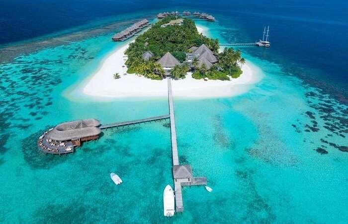 Why Mirihi Island Resort