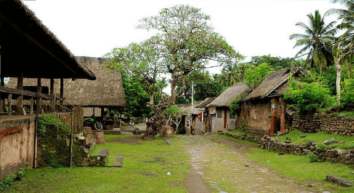 cleanest village in the world