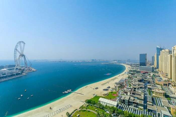 7 Abu Dhabi Beaches To Beat The Heat On
