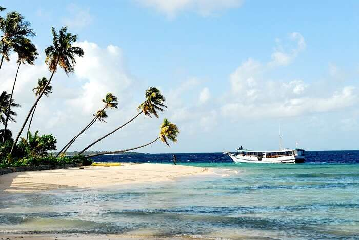 Bintan Island in Riau province