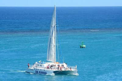 cruise to ile aux cerf