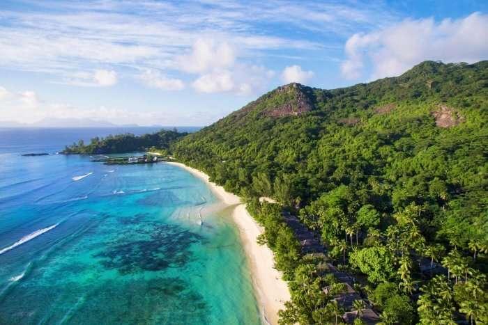 the gorgeous seychelles