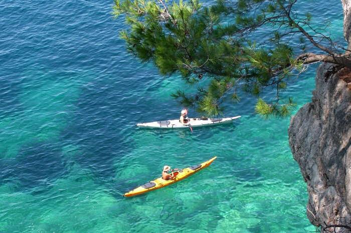 a coastal gem of Croatia