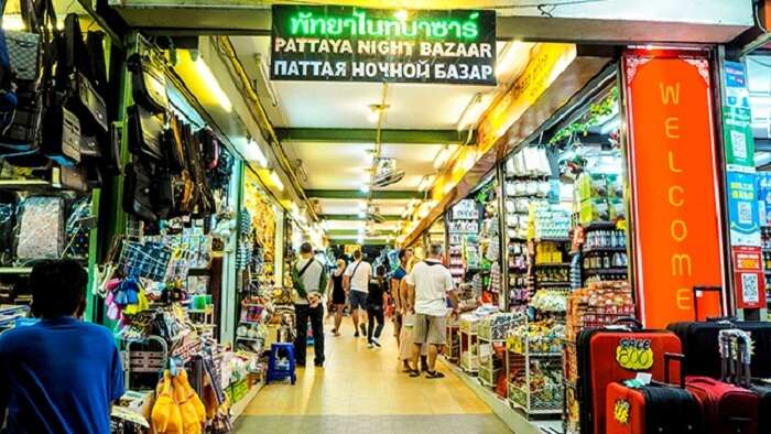 bbdb451f474 10. Pattaya Night Bazaar. for all kinds of shopping enthusiasts