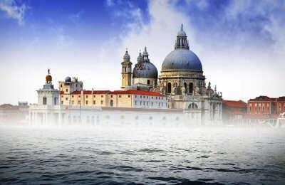 Venice in winters