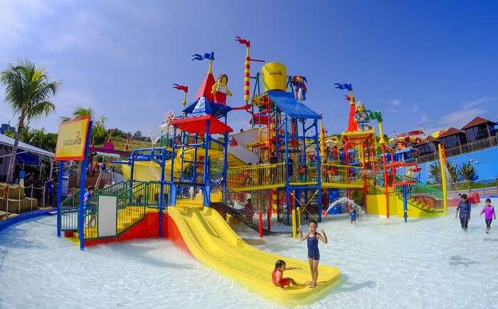 Malaysian water parks