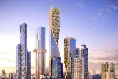 tallest building oz