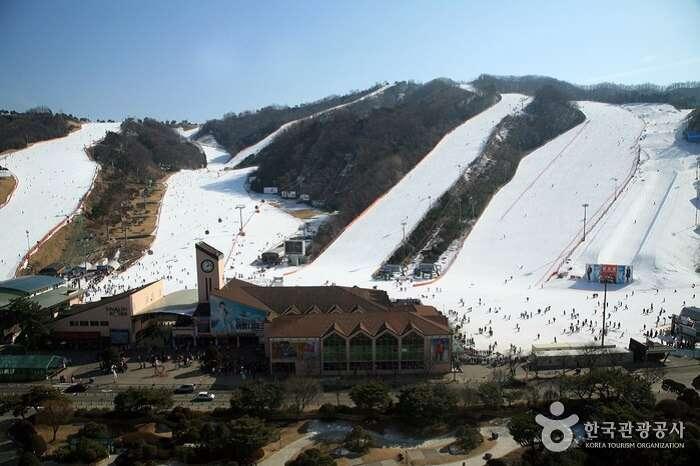 vavaldi ski resort